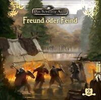 DAS SCHWARZE AUGE - FREUND ODER FEIND FOLGE 2   CD NEW