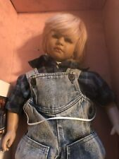 American Heartland Collectible Dolls by Annette Himstedt Timi 5194