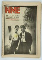 NME  1 August 1981 Spandau Ballet Jim Carroll Aswad