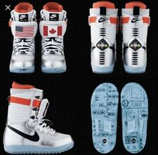 NIKE Zoom Force 1 DKYS Snowboarding Boots 2010 OLYMPICS Danny Kass Edition 9.5