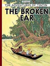 Adventures of Tintin The Broken Ear by Herge (Hardback, 2003)
