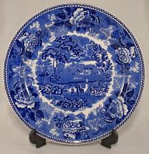 Unboxed British Wedgwood Pottery Dinner Plates