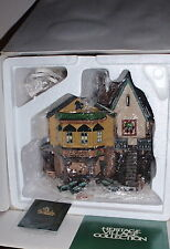Department56- Heritage Village Collection Dickens The Grapes Inn- New in Box