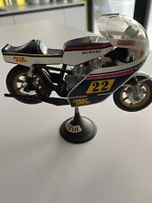 Polistil Suzuki 22 500 Grand Prix Olio Fiat motorcycle