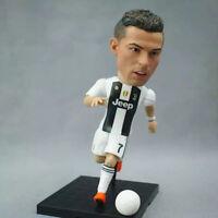C.Ronaldo CR7 Toy Star Doll Juventus Sport Souvenir Gift Soccer Cool Action New