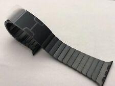 Genuine Original apple watch bands 42mm/44mm Link Bracelet - Black New