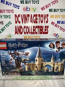 LEGO Harry Potter Hogwarts Whomping Willow 75953, factory sealed