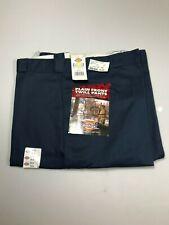 Genuine Dickies BigandTall work pants, Flat Front,Original Fit 54UU,Navy (874NV)