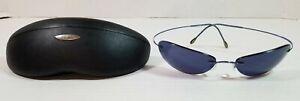 Silhouette Sunglasses Titan M 8067 /45 V 6085 with Case - Made in Austria