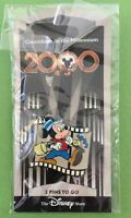 Disney Pin Countdown to the Millennium #3 Simple Things Mickey 1953