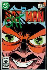 DC Comics BATMAN #371 Catman VFN/NM 9.0