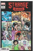 STRANGE ACADEMY #5 (REMOTE LEARNING VARIANT) COMIC BOOK ~ Marvel Comics