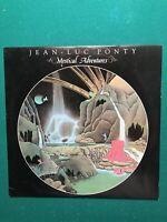 Jean-Luc Ponty Mystical Adventures Vinyl LP Dated 1982