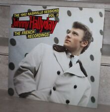 johnny hallyday / the 1962 nashville sessions vol 2 ( Rare)