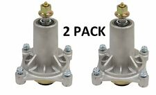 2 Pack-Husqvarna Oem Replacement Spindle Assembly 587819701