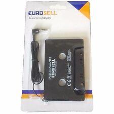 Eurosell ADAPTER KASSETTE KFZ ADAPTERKASSETTE KASETTE AUTO RADIO 3,5mm KLINKE