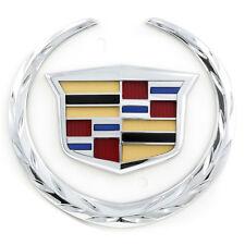 "Cadillac ESCALADE /& ESV 2004 REAR LIFTGATE /""WREATH /& CREST/"" EMBLEM!! NEW OEM!"