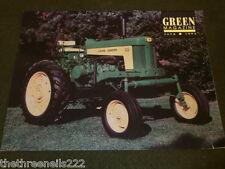 John Deere-magazine vert-JUIN 1993 VOL 9 # 6 - 830 LE DERNIER TITAN