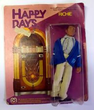 MEGO VINTAGE HAPPY DAYS SERIES RICHIE ACTION FIGURE REAL DOLL NEW IN BLISTER MOC