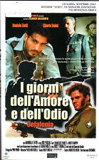 I giorni dell'amore e dell'odio -  Cefalonia (2001) VHS Minerva - RICKY TOGNAZZI