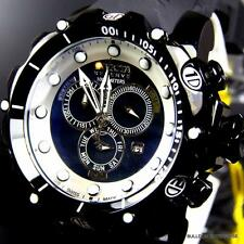 Invicta Reserve Venom Sea Dragon Gen II Black Swiss MOP Chronograph Watch New