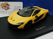 """AUTOart 56011 - McLaren P1 Road Car Baujahr 2013 """" Volcano-Yellow """" 1:43 TOP"""