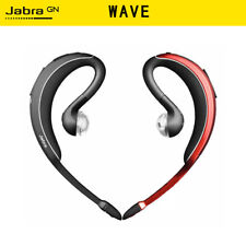 JABRA WAVE BLUTOOTH HEADSET BLACK WIND REDUCTION