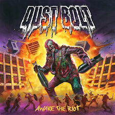Awake the Riot DUST BOLT CD ( FREE SHIPPING)