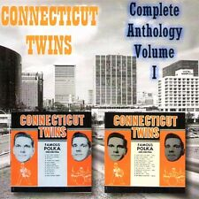 Connecticut Twins - Complete Anthology Volume I Brand New Polka CD Great Classic