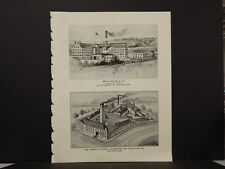Connecticut, Map, 1893, Hartford Smith, Bourn CO New Haven The Forsyth CO, L5#63