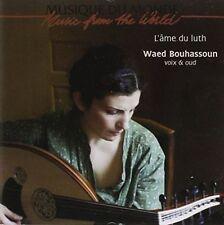 L'ame Du Luth Waed Bouhassoun Audio CD