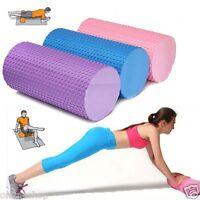 EVA Physio Foam Roller Yoga Pilates Exercise Back Home Roller Gym Massage NEW