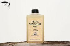 25,00 €/L  Lederpflege Neatsfoot Oil  0,500 Liter auch zum Nachdunkeln geeignet