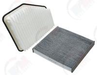 Denso Cabin Air Filter for Lexus GS430 4.3L V8 2001-2005 HVAC Heating Air jw