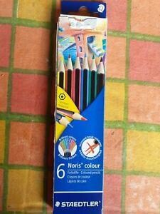 Colouring Pencils Staedtler Set Of 6