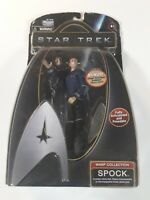 "PLAYMATES STAR TREK 6"" WARP COLLECTION SPOCK ACTION FIGURE"