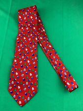 Alynn Neckwear Men's Tie - Christmas Tree with Gift