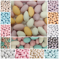 Sugared Almonds - Italian Sweets Traditional Wedding Baby Shower Party Favours