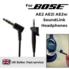 Audio Cable for BOSE Around-Ear AE2 AE2i AE2w SoundLink Headphones Replacement