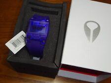 New Nixon Women's Comp S A3362045 Purple Silicone Analog Quartz Sport Watch