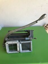 Shaver Specialty Co French Fry Potato Cutter - Commercial / Restaurant