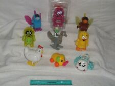 wind up toys-lot of 9-plastic-2000-GD