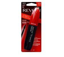 Revlon Ultimate All-In-One Mascara 503 Blackened Brown Volume Length Defines