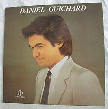 """33T Daniel GUICHARD Disque LP 12"""" DOUCEMENT - LE GITAN -KUKLOS 3010 Frais Rèduit"""