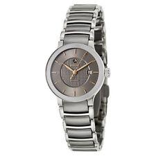 Rado Centrix Women's Swiss Automatic Stainless Steel Ceramic Watch R30940132 NEW