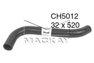 Mackay Radiator Hose (Top) CH5012 fits Hyundai Accent 1.5 (LC)