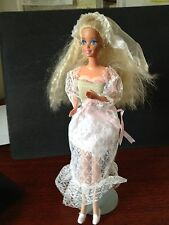Vintage Barbie Doll  Mattel 1976 Bride