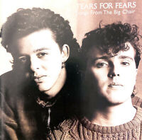 Tears For Fears CD Songs From The Big Chair - Europe (M/EX+)