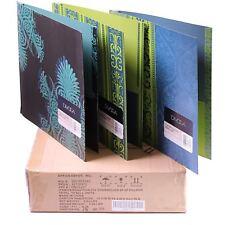 Case of 18 Divoga 2-Pocket 3-Prong Report Cover Folder Assorted Design