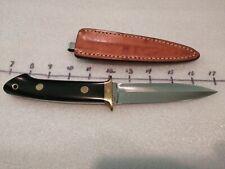 Jimmy Lile Custom Fixed Blade